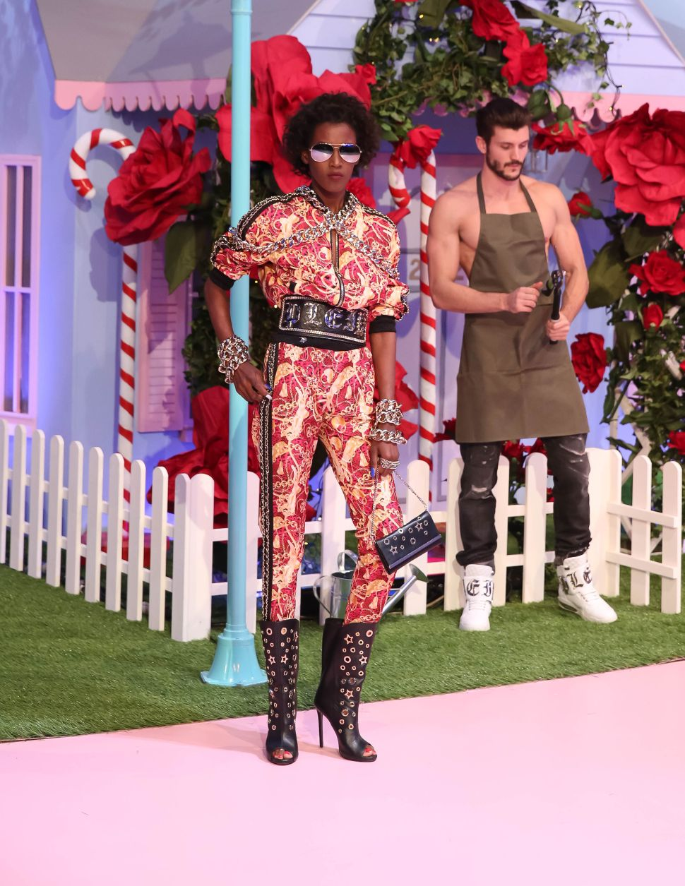 In Milan, the Runway Shows Focused on Dramatic Antics
