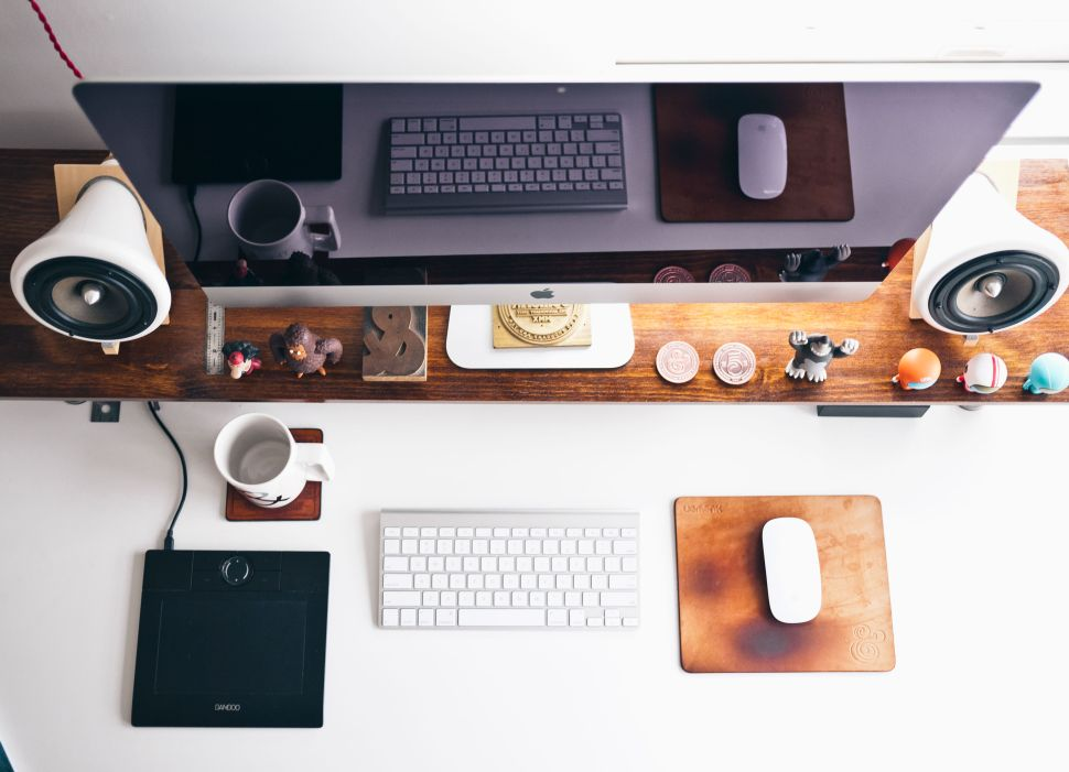 Five Ways to Hack Your Workspace for Productivity
