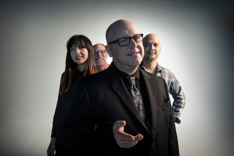 The Pixies Still Don't Give a Shit if You Like Their Music or Not