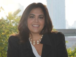 Hudson County prosecutor Esther Suarez.