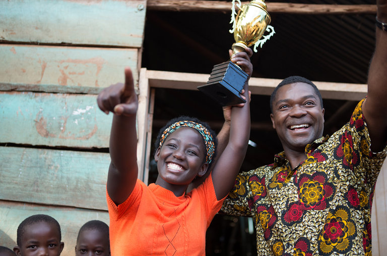 The Weepy 'Queen of Katwe' Is Familiar But Touching
