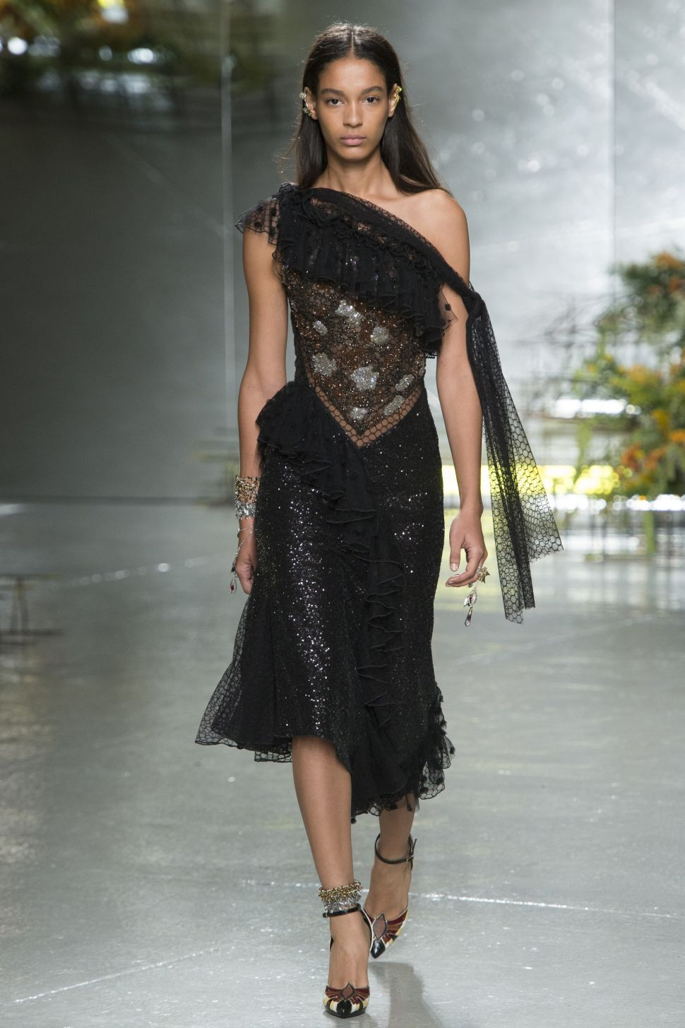 Five Minutes With NYFW's Breakout Model, Luisana Gonzalez