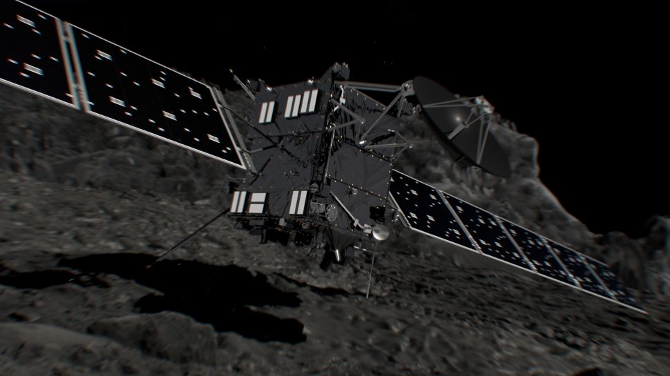 Afternoon Bulletin: Rosetta Satellite, 9/11 Bill, and more