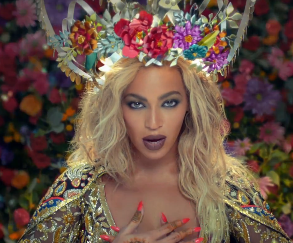 Become Beyoncé With This Instagram Editing App