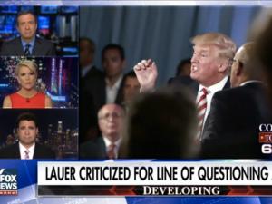 Matt Lauer slammed for performance at presidential forum—'MediaBuzz' host Howard Kurtz and political strategist Bill Burton react on 'The Kelly File'