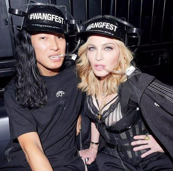 Alexander Wang's After Party Was Fueled by McDonald's and 7-11