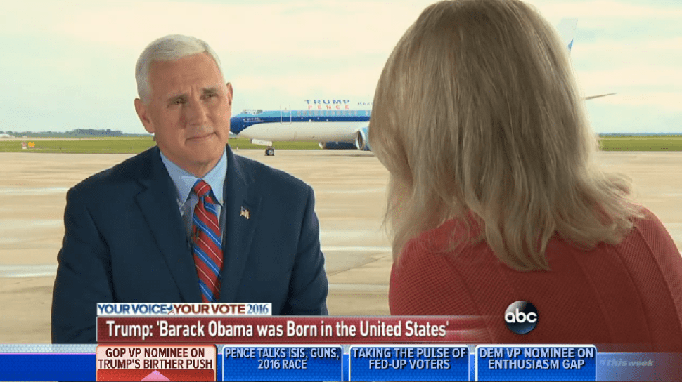 Raddatz Pounds Pence on Birther Lies, Cokie Roberts Explains Racism