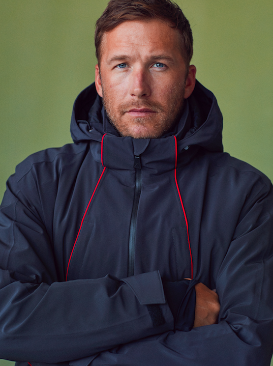 Olympic Skier Bode Miller On His First Foray Into Fashion