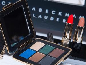 Victoria Beckham's Estée Lauder launch
