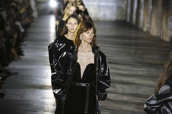 Under Anthony Vaccarello, the New YSL Pays Homage to the Past