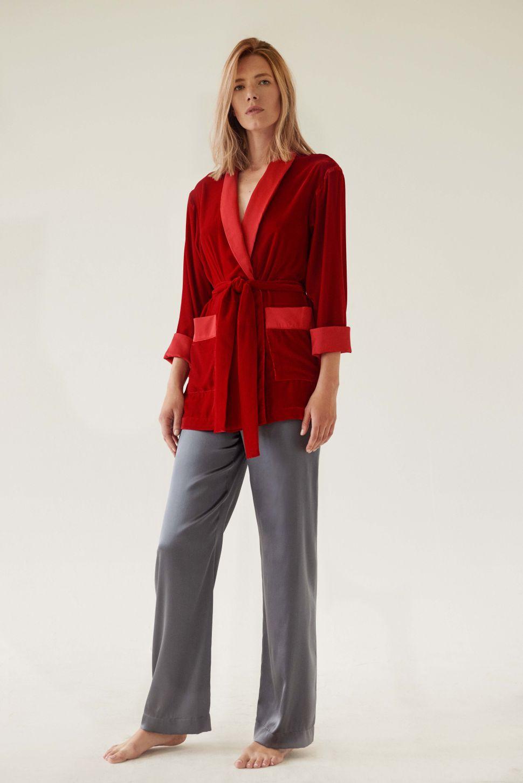 Three Tasteful Ways to Wear Pajamas to the Office