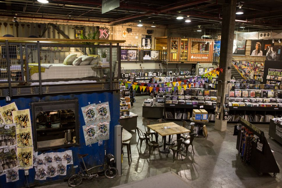 Book a Sleepover in Brooklyn's Favorite Record Store, Rough Trade