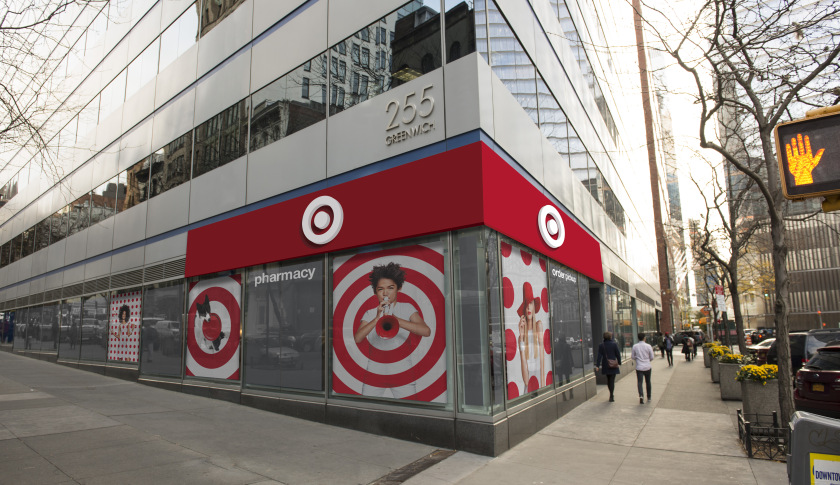 A Tiny Target Is Opening in Tribeca, Offering Yoga and Manicures