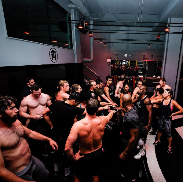 The Camaraderie at Tone House Is Unlike Any Other Fitness Studio I've Experienced