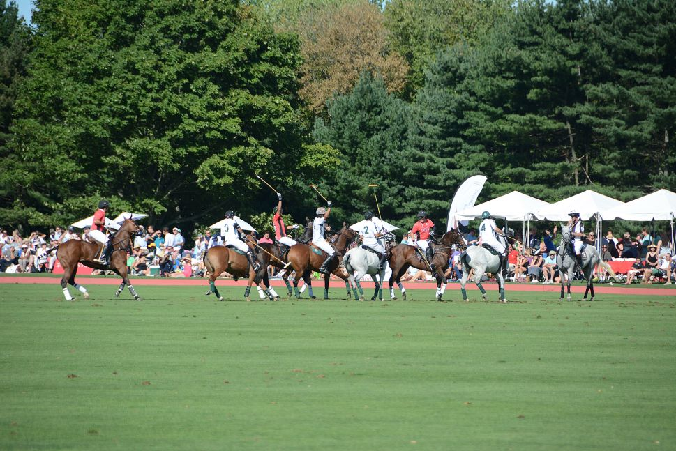 Millionaire Polo Players and Massive Bottles of Rosé at 2016 East Coast Open