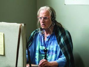 Jeffrey Tambor as Maura Pfefferman in Transparent.