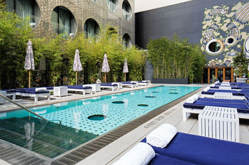 Staycation in the City and Celebrate NYFW by Getting Sweaty