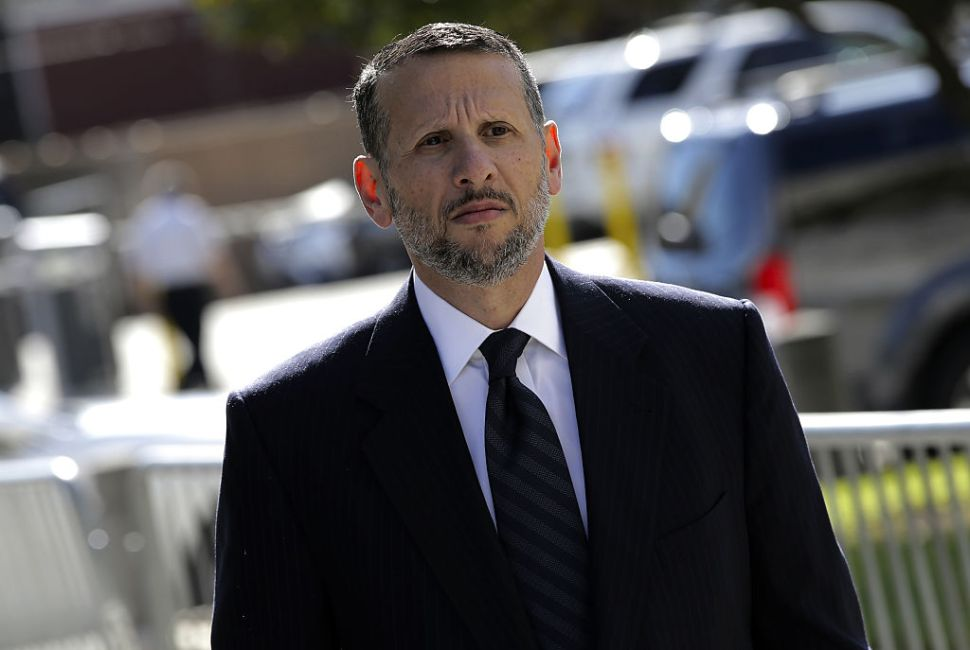 Feds Seek Probation for Bridgegate Mastermind Wildstein