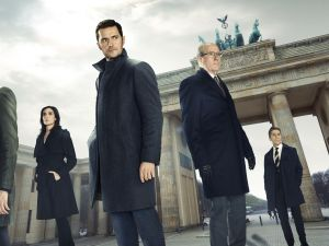The cast of Berlin Station.