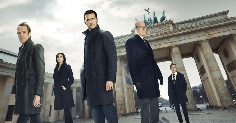 'Berlin Station' Creator Says Spy Thriller Sizzles Via Both Plot and Characters