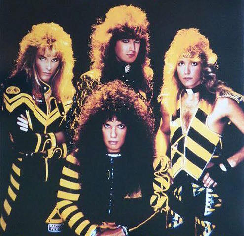 How Stryper Created the First Hit Christian Metal Album