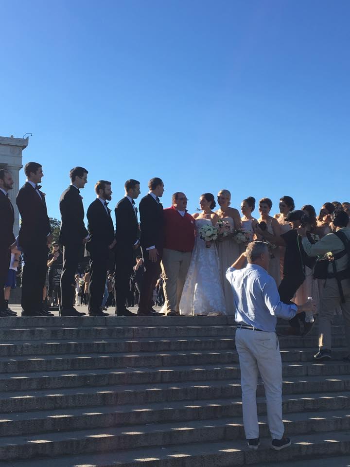 So Ken Bone Crashed a Couple's Wedding Photos