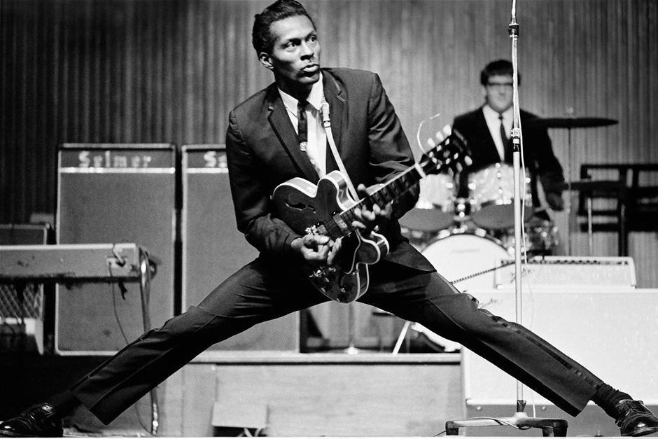 Chuck Berry Turns 90: The Father of Rock 'n Roll's Top 5 Best Albums | |  Observer