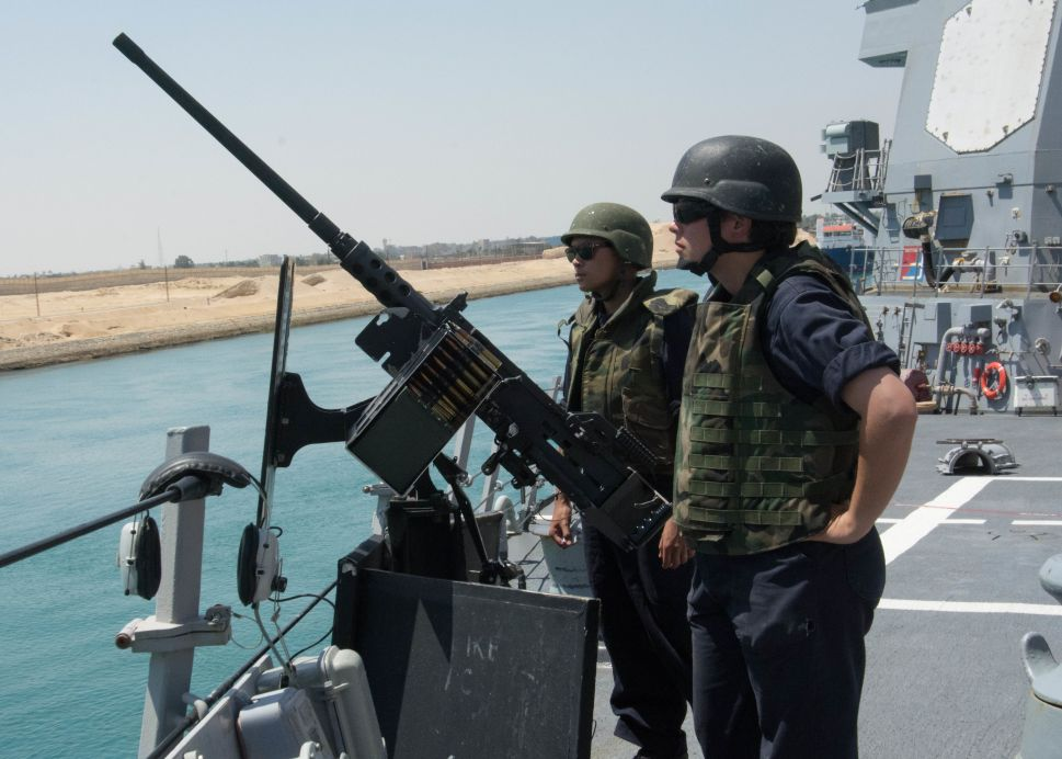 Boatload of Trouble: The US and Iran Set Course for a Battle at Sea