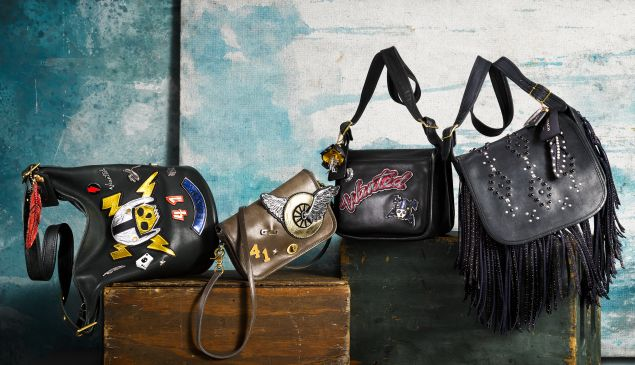 "These Coach bags are now part of a much bigger ""tapestry."""