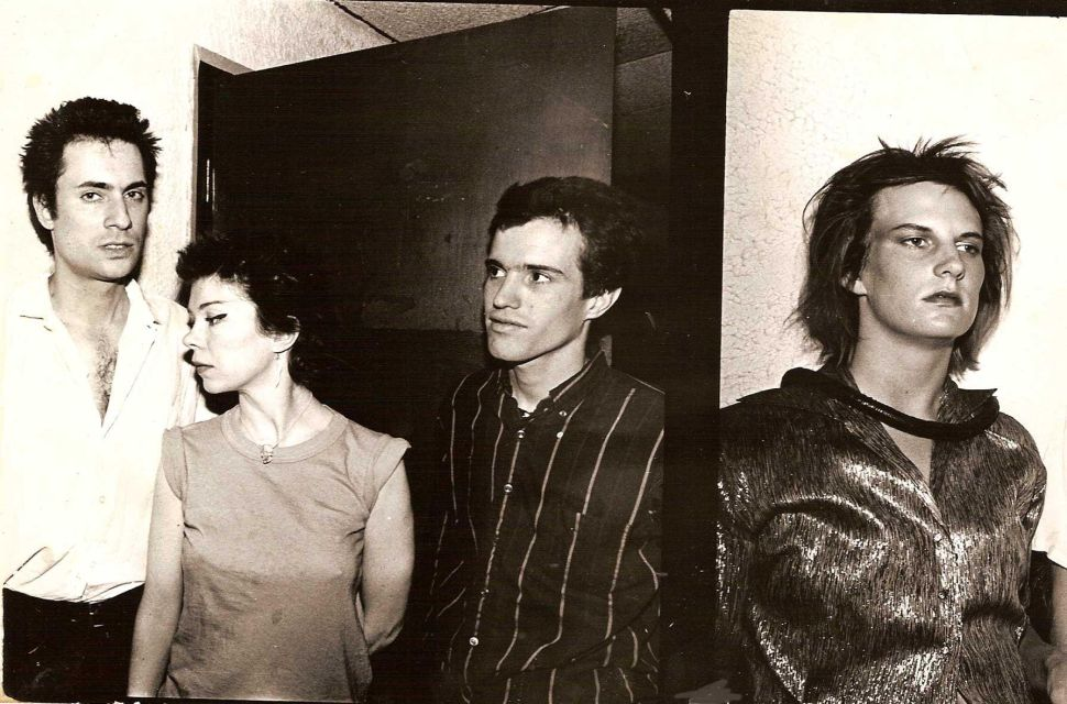 How Mark Cunningham Blitzed the Bowery With No Wave Icons Mars