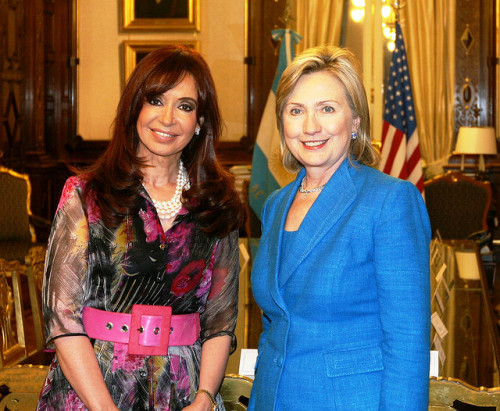 Clinton Surrogate Helped Get Argentine 'Dirty Money' Into the U.S.