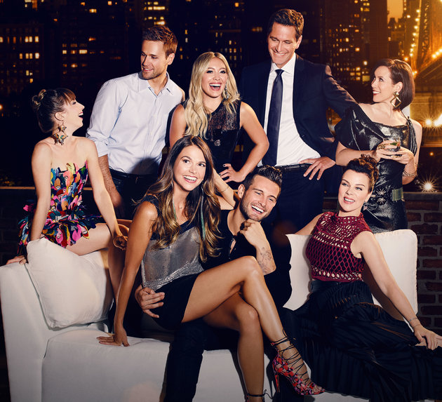 'Younger' EP says Series Explores Gen X and Millennials with Surprising Results