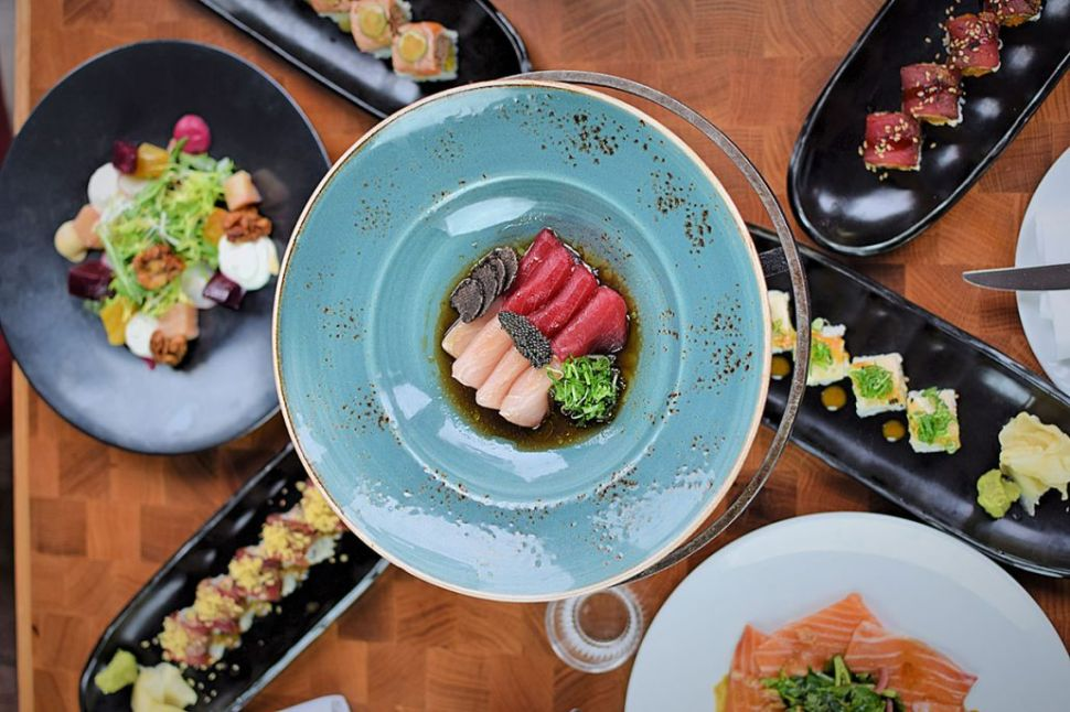 Catch Takes Scene Dining to New Heights in LA