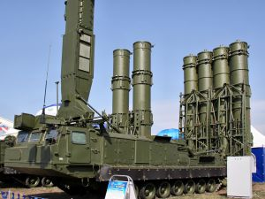 Russia now bases advances missiles in Syria.