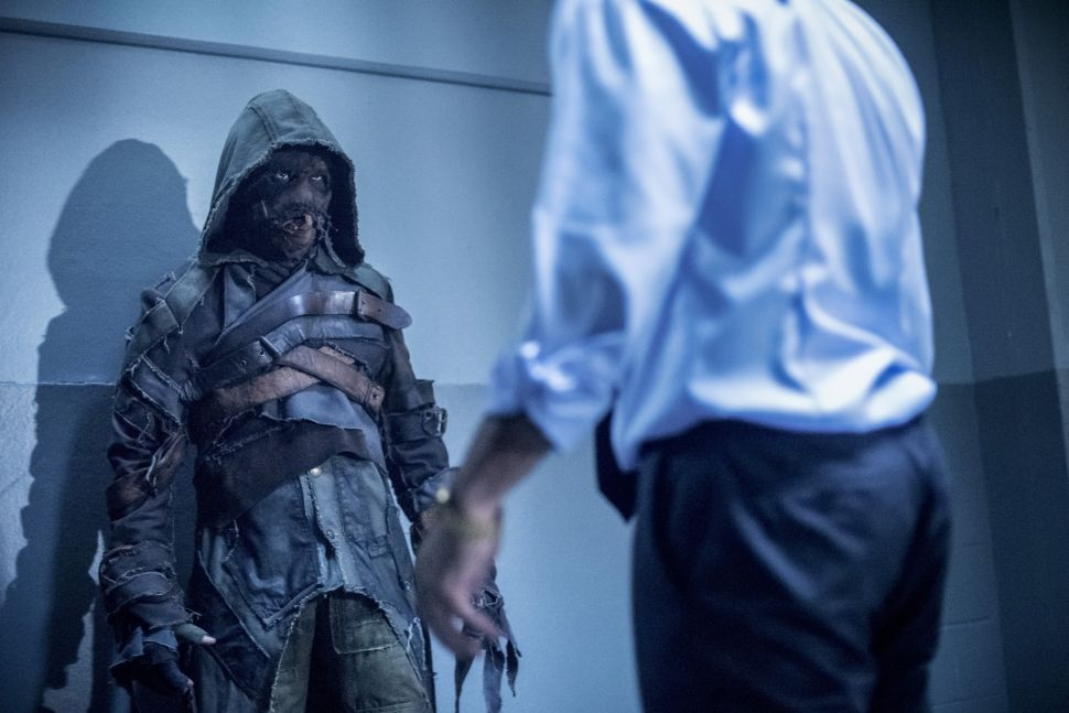 'Arrow' Review 5×04: Bratva Means Family, Family Means Nobody Gets Left Behind