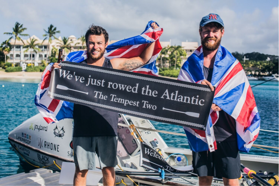 What We Learned From 54 Days at Sea in a Rowing Boat