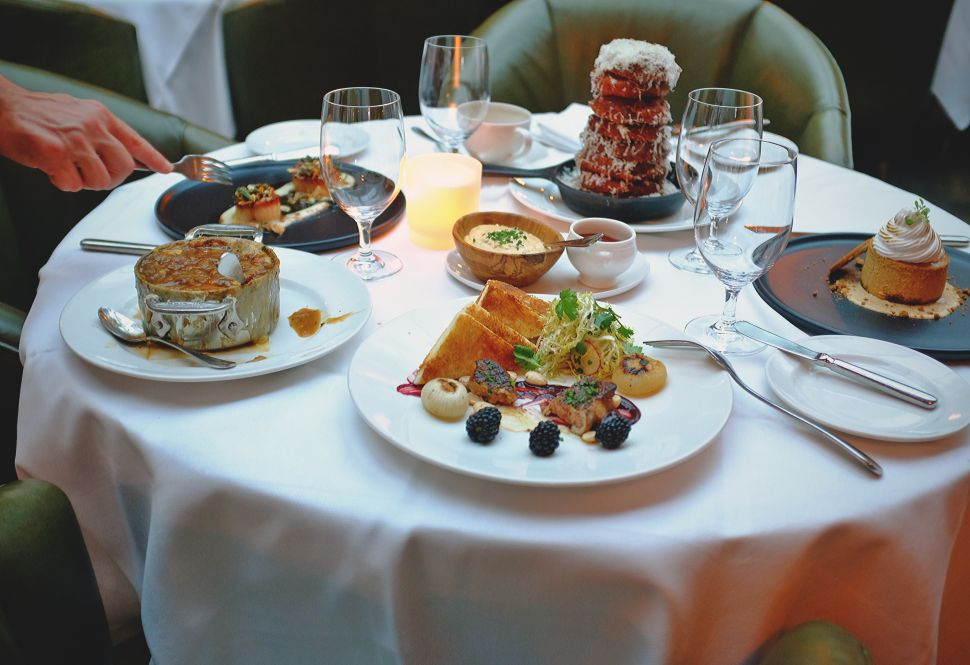Beef Is Just One Way to Ball Out at Brentwood's Baltaire