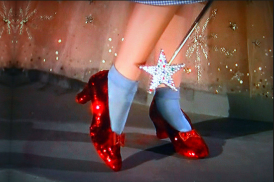 Smithsonian Launches Crowdfunding Campaign for 'Wizard of Oz' Slippers