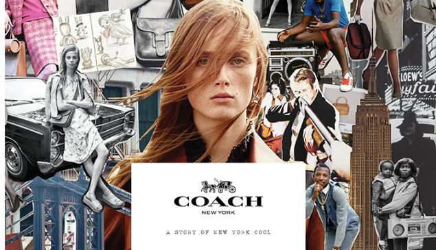 The cover of the Coach book.