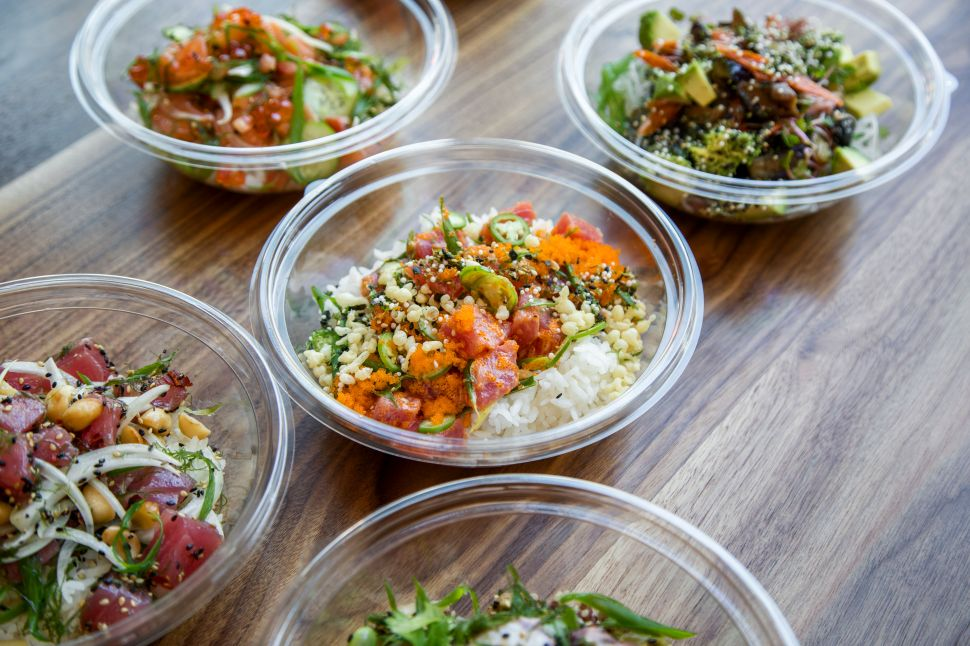 Poke Every Which Way in Playa Vista