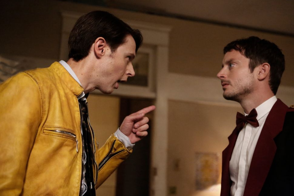On Connections and Corgis: Max Landis and Samuel Barnett Talk 'Dirk Gently'