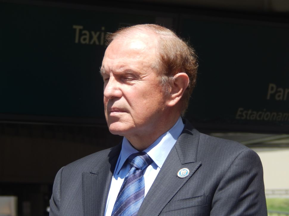 Lesniak Planning Special Hearing on Christie's State House Renovation Plan