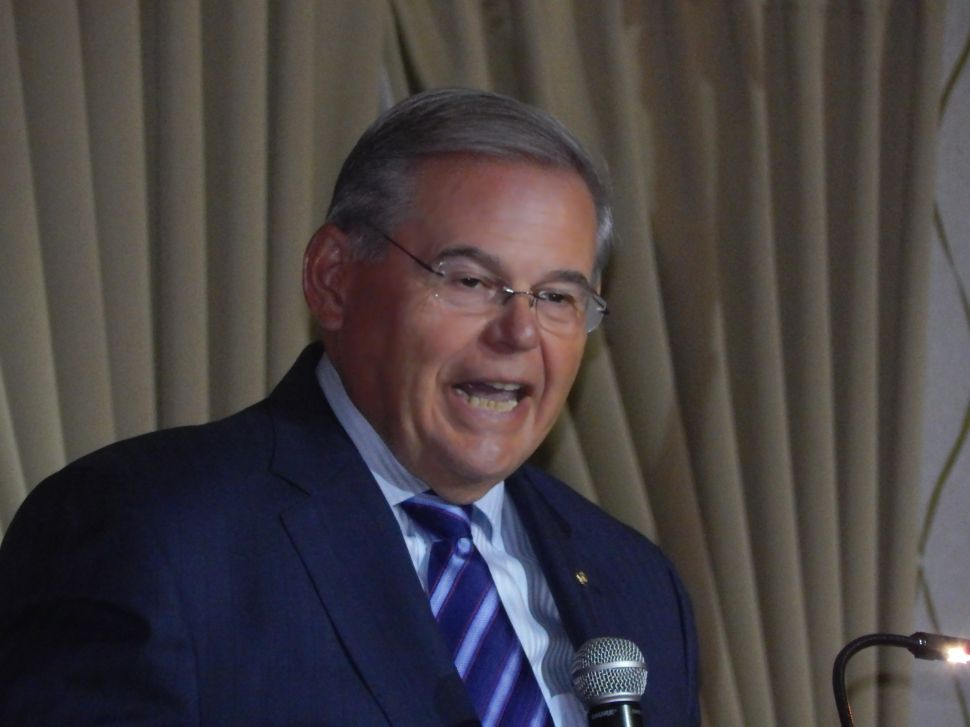 Veteran Operative Balmir Going to Work for Senator Bob Menendez