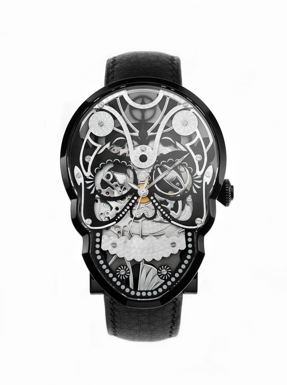 Skulls Are Still a Theme for Watches This Fall