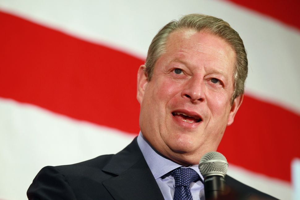 NY Times Barely Reported 2010 Al Gore Sex Assault Police Investigations