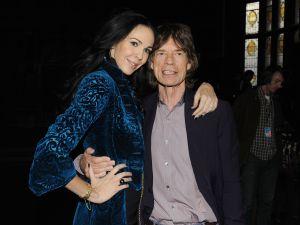 L'Wren Scott left her entire estate to Mick Jagger.