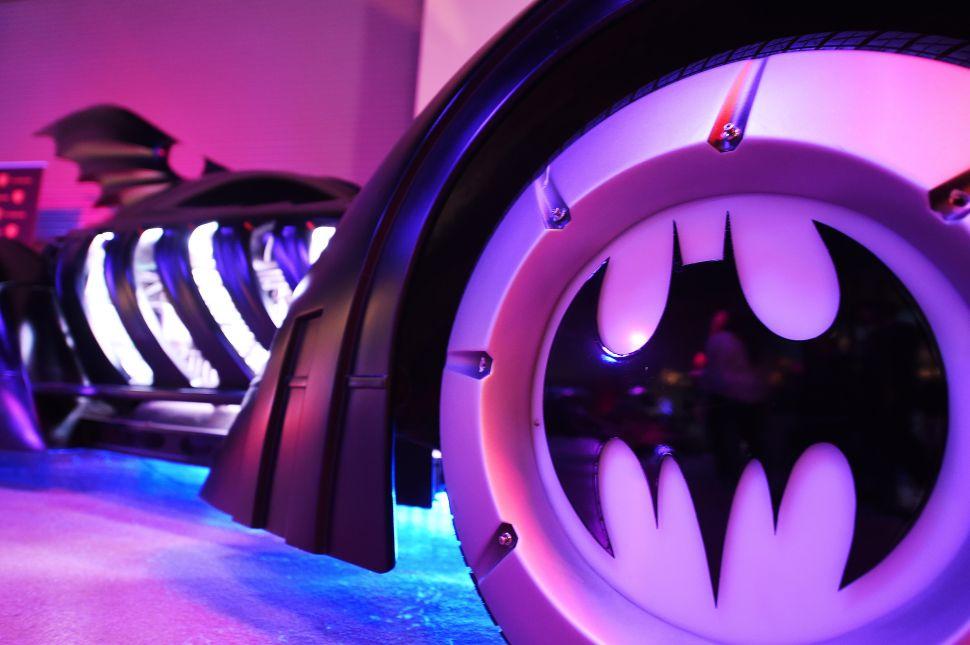 Halloween Afternoon Bulletin: Bad Batman, Ashes at the Opera, and More