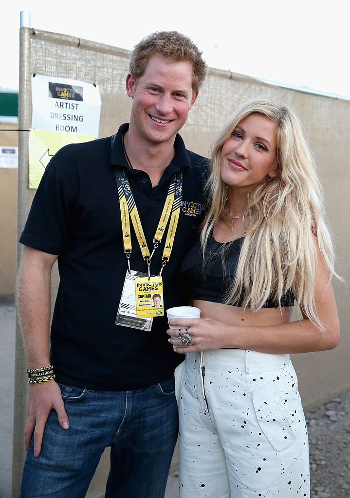 Ellie Goulding Finally Talks About Her Relationship With Prince Harry