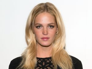 Erin Heatherton is packing up her West Village apartment.