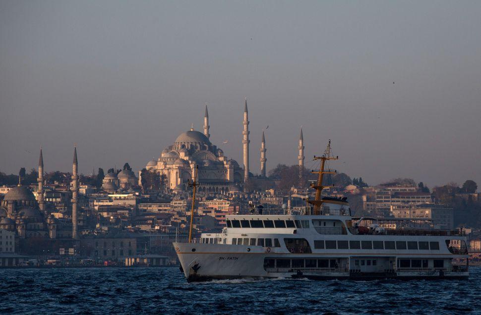 Turkey Leaves EU Cultural Fund, Paris Opens Street Art Museum